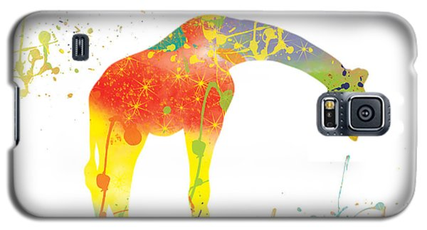 Galaxy S5 Case featuring the digital art Hello by Trilby Cole