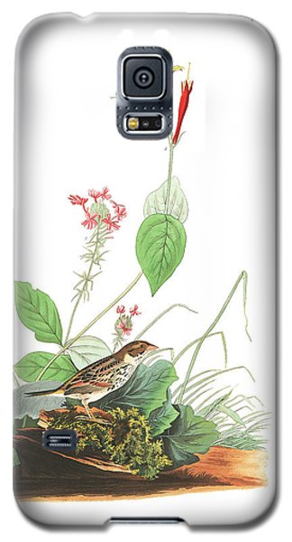 Henslow's Bunting  Galaxy S5 Case