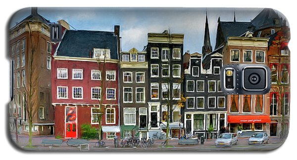 Herengracht 411. Amsterdam Galaxy S5 Case