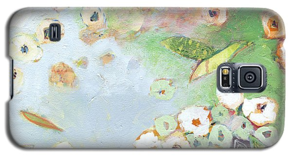 Lily Galaxy S5 Case - Hidden Lagoon Part I by Jennifer Lommers