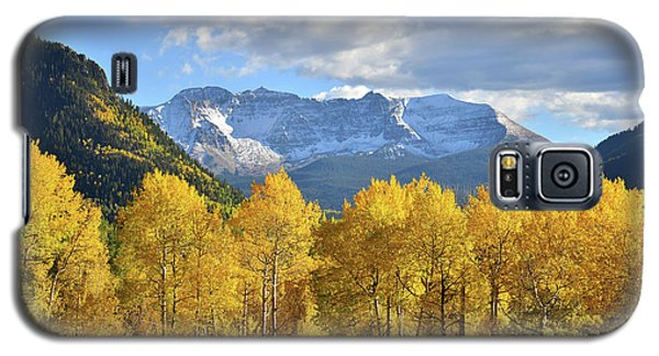 Galaxy S5 Case featuring the photograph Highway 145 Colorado by Ray Mathis