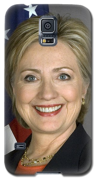Hillary Clinton Galaxy S5 Case by War Is Hell Store