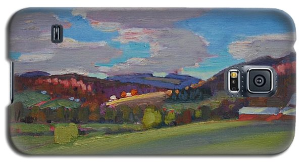Hills Of Upstate New York Galaxy S5 Case