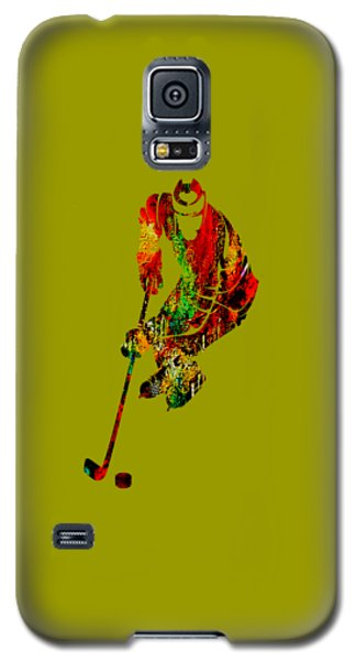 Hockey Collection Galaxy S5 Case by Marvin Blaine