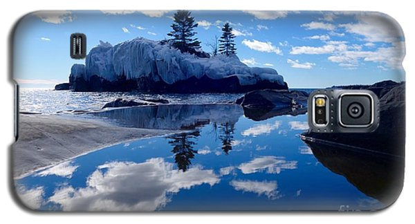 Hollow Rock Reflections Galaxy S5 Case by Sandra Updyke