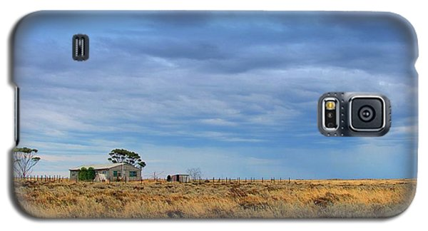 Galaxy S5 Case featuring the photograph Homestead by Tim Nichols