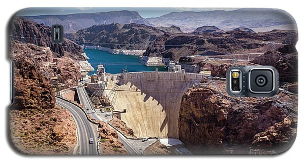 Hoover Dam Galaxy S5 Case by RicardMN Photography