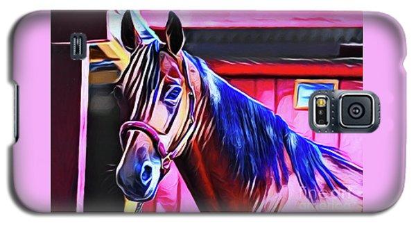 Horse 20218 Galaxy S5 Case