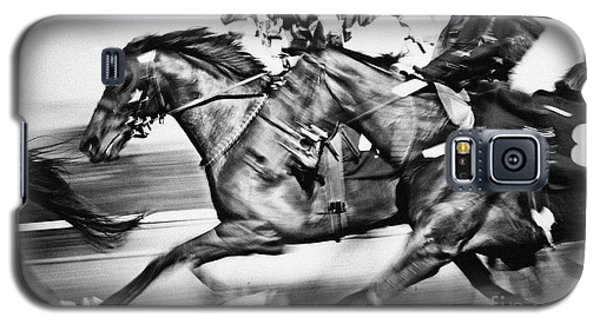 Horse Racing Galaxy S5 Case