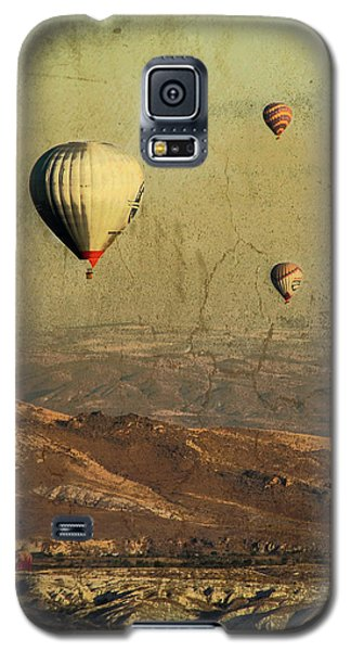 Going On A Magical Ride Galaxy S5 Case