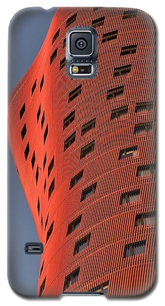 Hotel Porta Fira Barcelona Abstract Galaxy S5 Case by Marek Stepan