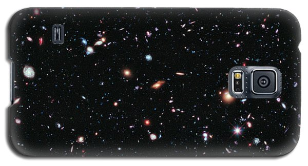 Hubble Extreme Deep Field Galaxy S5 Case