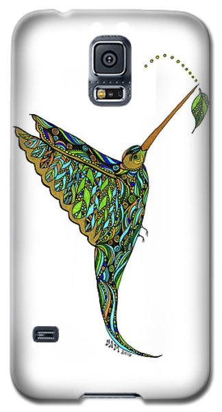 Hummingbird Galaxy S5 Case