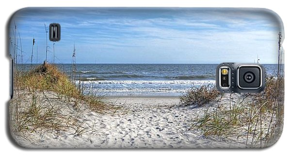 Huntington Beach South Carolina Galaxy S5 Case