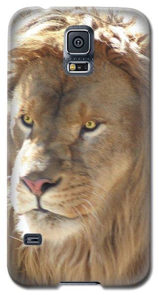 I Am .. The Lion Galaxy S5 Case