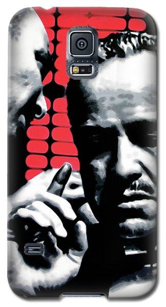 I Want You To Kill Him Galaxy S5 Case by Luis Ludzska