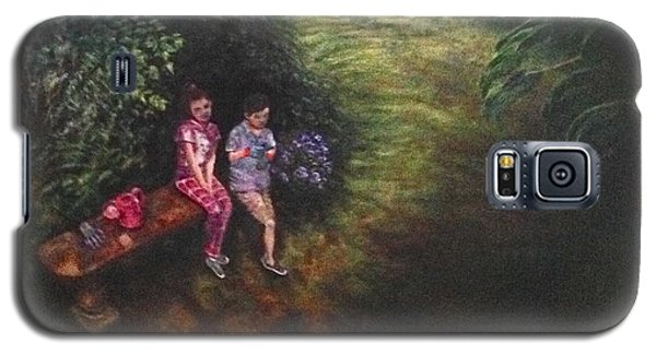 If Cinderella Had A Garden Galaxy S5 Case