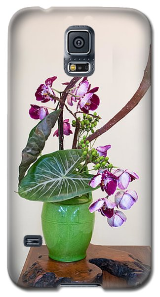 Ikebana Art Galaxy S5 Case