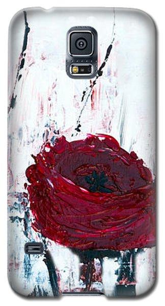 Impressionist Floral B8516 Galaxy S5 Case
