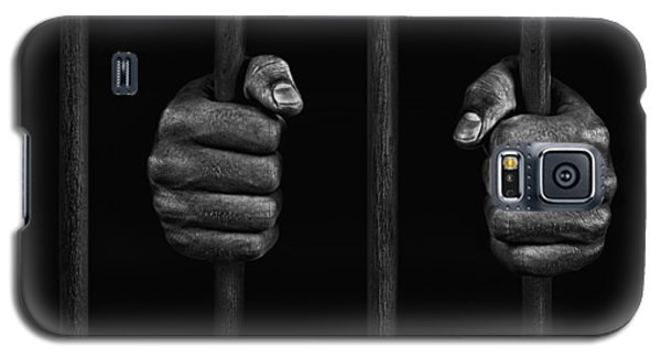 Galaxy S5 Case featuring the photograph In Prison by Chevy Fleet