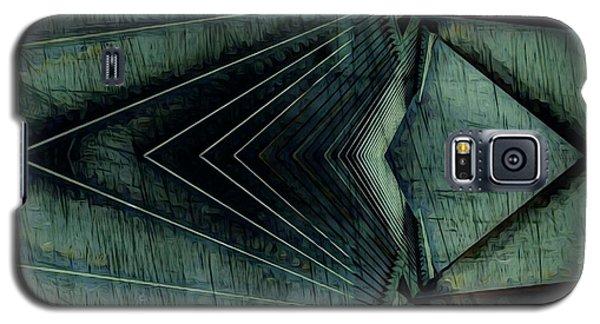 Industrial Bridge Grey Galaxy S5 Case