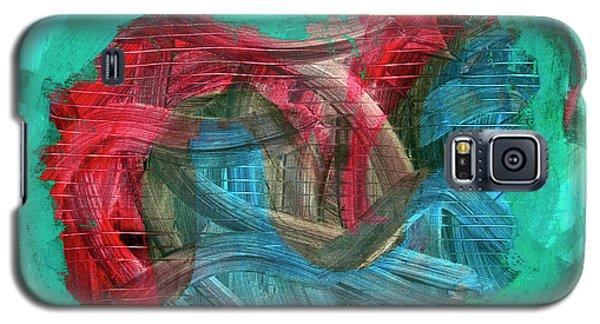 Inner Turmoil  Galaxy S5 Case