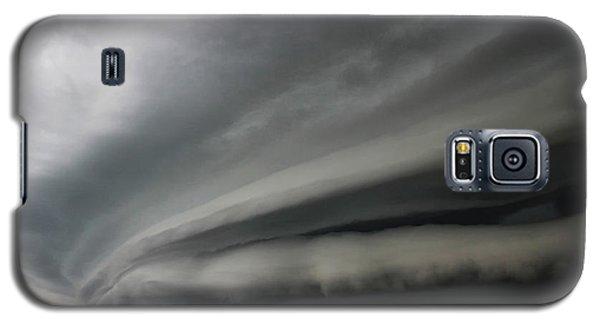 Intense Shelf Cloud Galaxy S5 Case