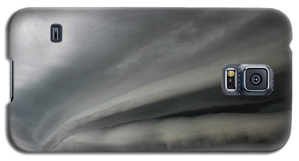 Intense Shelf Cloud Galaxy S5 Case