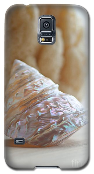 Galaxy S5 Case featuring the photograph Iridescent by Aiolos Greek Collections