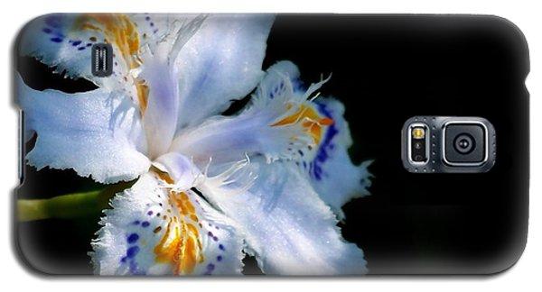 Iris Galaxy S5 Case by Sylvie Leandre