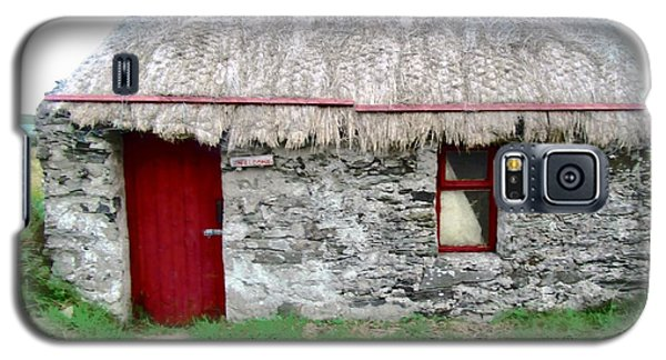 Irish Cottage Galaxy S5 Case