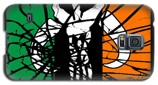 Irish Mandalorian Flag Galaxy S5 Case