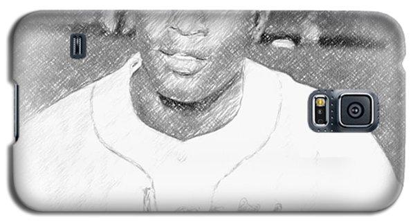 Jackie Robinson Galaxy S5 Case