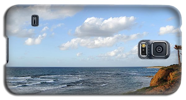 Jaffa Beach 5 Galaxy S5 Case