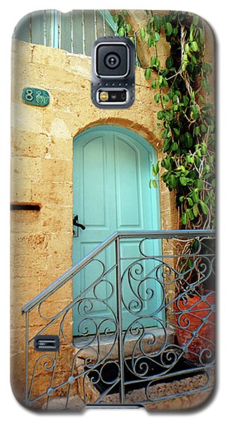 Galaxy S5 Case featuring the photograph Jaffa-israel by Denise Moore