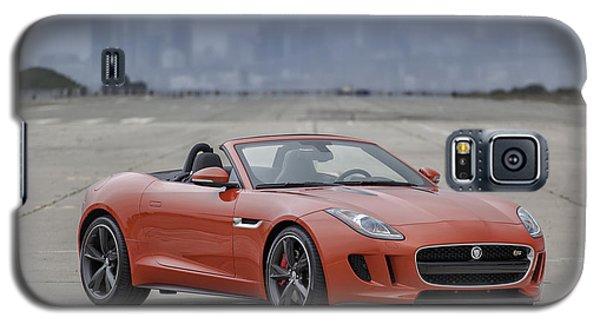 Jaguar F-type Convertible Galaxy S5 Case
