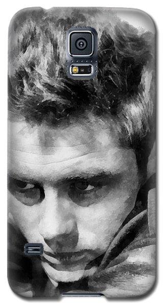 James Dean By John Springfield Galaxy S5 Case by John Springfield