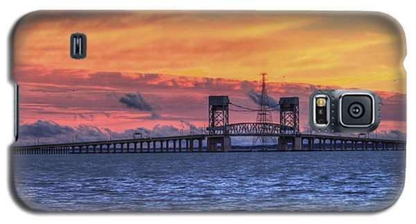 James River Bridge Galaxy S5 Case
