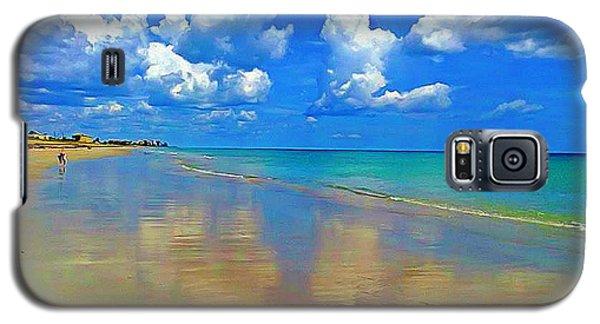 Jensen Beach  Galaxy S5 Case by Patrice Torrillo