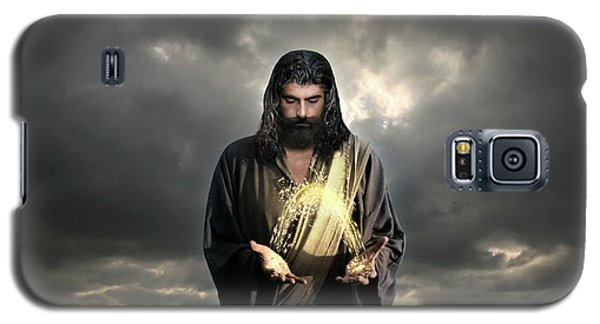 Jesus Christ- Look I Am Coming Soon Galaxy S5 Case