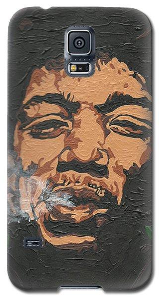 Jimi Hendrix Galaxy S5 Case