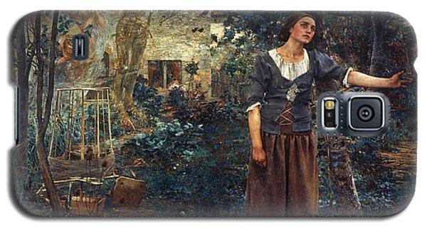 Joan Of Arc C1412-1431 Galaxy S5 Case