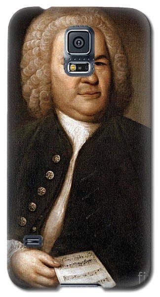 Johann Sebastian Bach, German Baroque Galaxy S5 Case