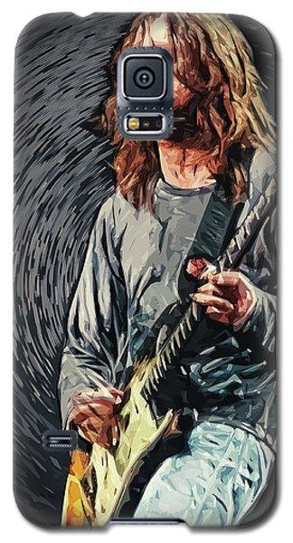 John Frusciante Galaxy S5 Case by Taylan Apukovska