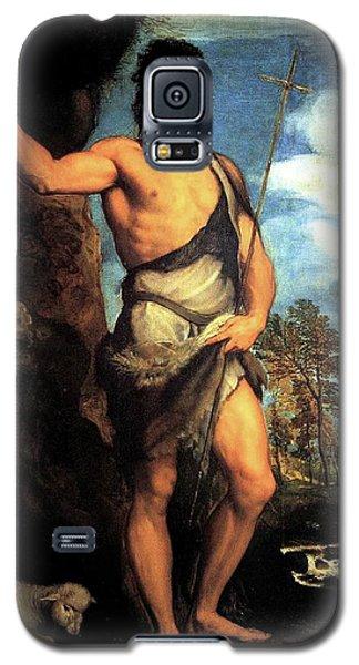 John The Baptist Galaxy S5 Case