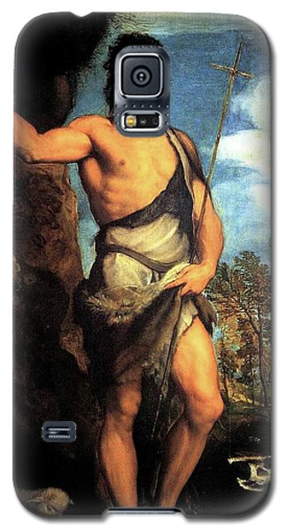 John The Baptist Galaxy S5 Case