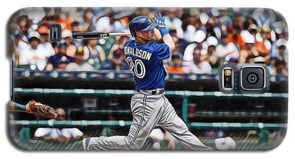 Josh Donaldson Galaxy S5 Case by Marvin Blaine