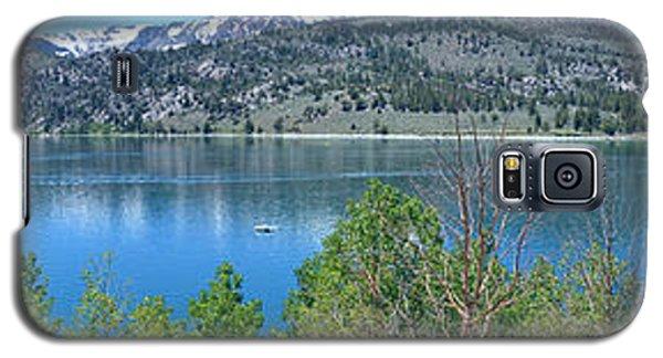 June Lake Panorama Galaxy S5 Case