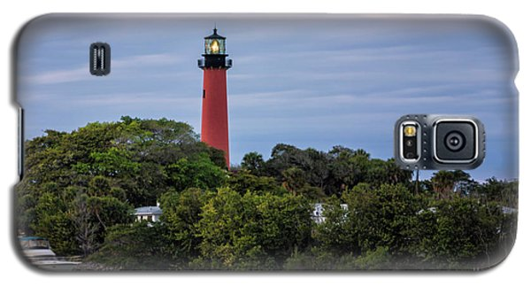 Jupiter Inlet Lighthouse Galaxy S5 Case by Fran Gallogly