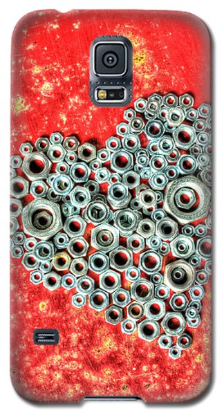 Just A Nut At Heart Galaxy S5 Case